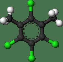 فرمول شیمیایی زایلن