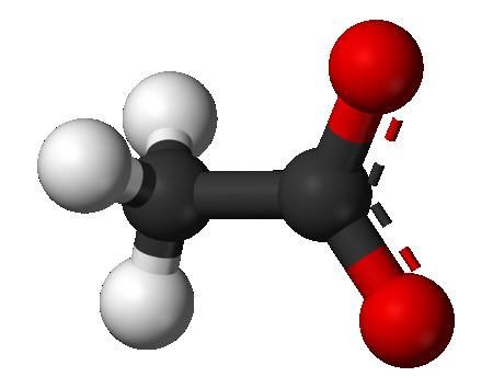 فرمول شیمیایی سدیم استات