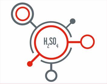 فرمول شیمیایی اسید سولفوریک