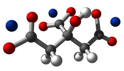 فرمول شیمیایی تری سدیم سیترات