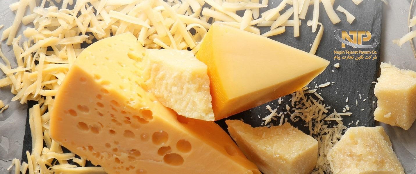 تری سدیم سیترات در پنیر