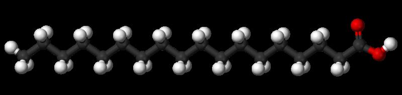 فرمول شیمیایی استئاریک اسید
