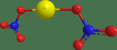 فرمول شیمیایی کلسیم نیترات